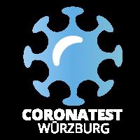Coronatest Würzburg Logo