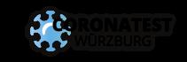 Coronatest Würzburg Logo black